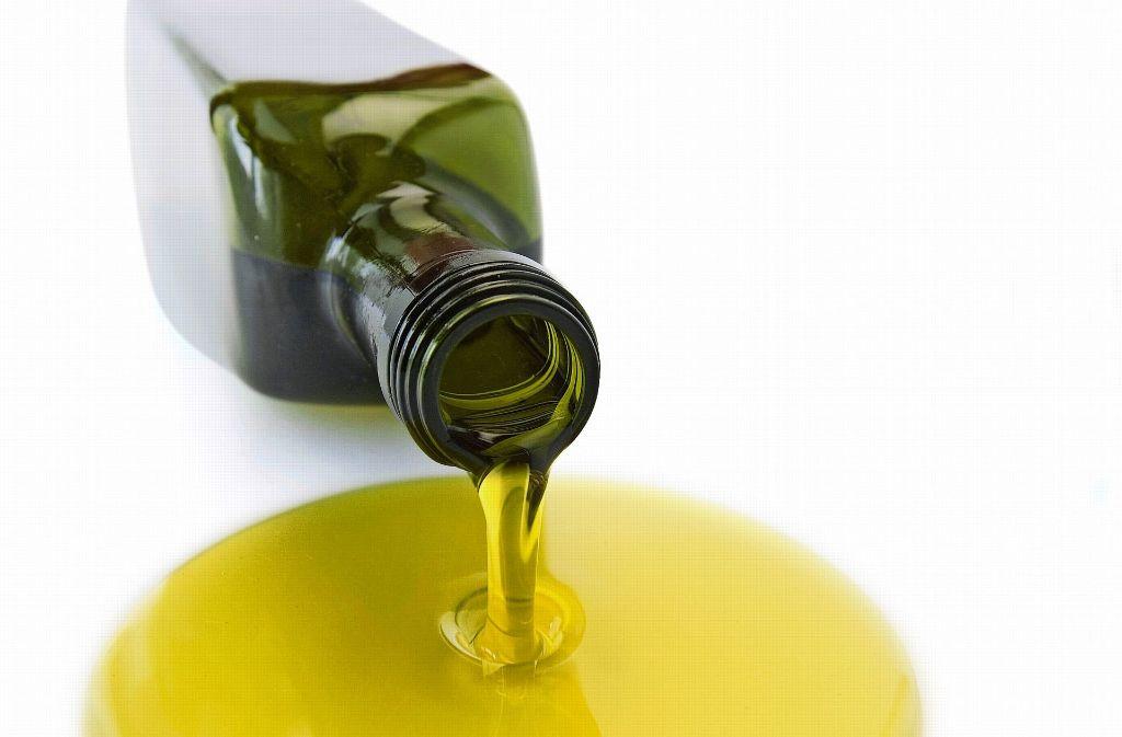 Stiftung Warentest Olivenöle Im Test Von Wegen Nativ Extra