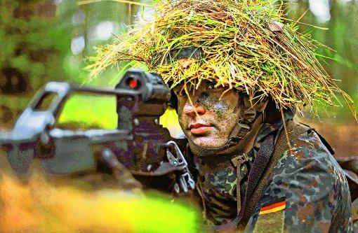 Von der Leyen lobt Freiwilligen Wehrdienst