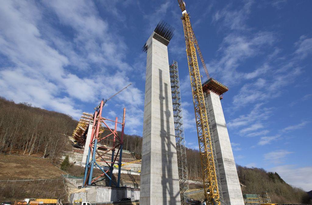 Filstalbrücke Aktuell