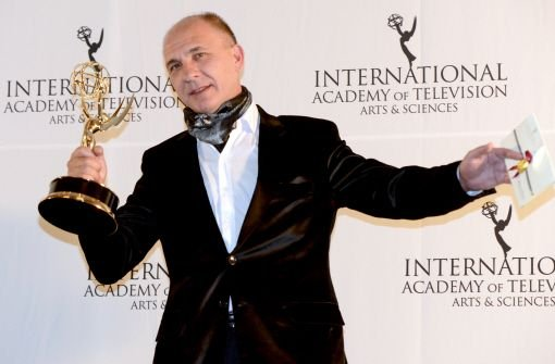 Als bester Schauspieler ausgezeichnet wurde der Argentinier Dario Grandinetti für seine Performance in Television X La Inclusion - Suelo Argentino. Foto: AP
