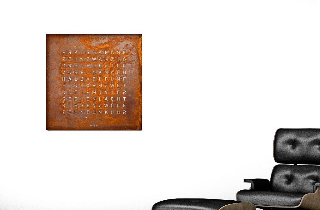 Eine Erfindung Aus Schwäbisch Gmünd Erobert Die Welt Die Wortuhr