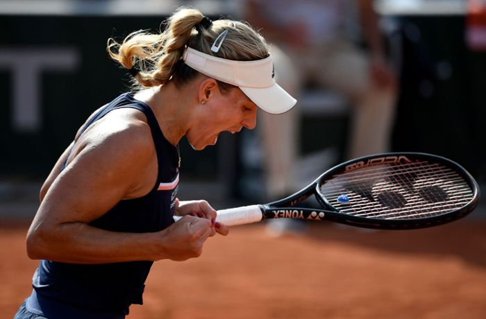 French Open: Starkes deutsches Tennis-Sextett in dritter Runde