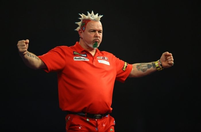 Darts-WM in London: Peter Wright lässt die Show beginnen