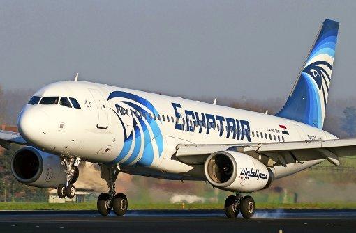 Kein Hinweis auf Explosion bei Egypt-Airbus
