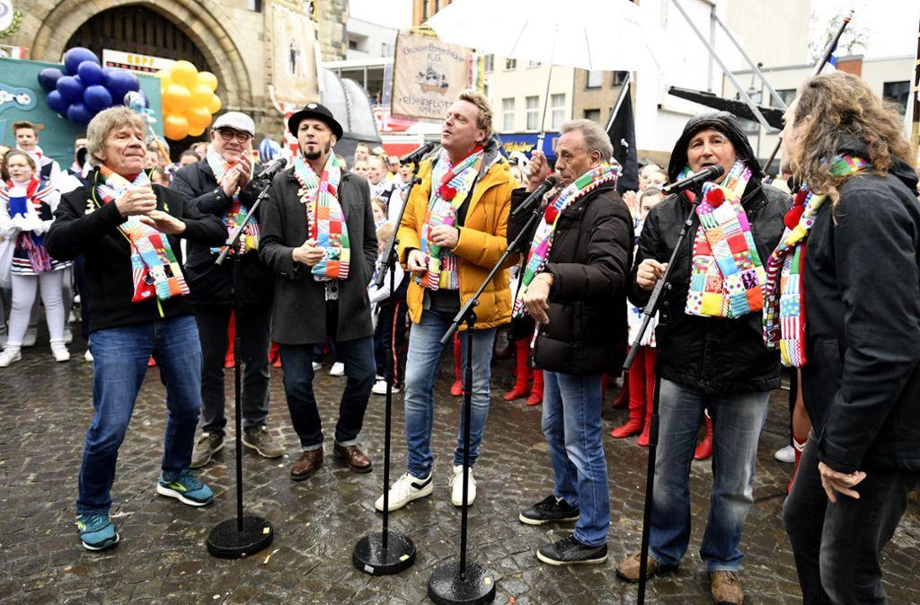 Ehemalige Präsidenten Festkomitee Kölner Karneval