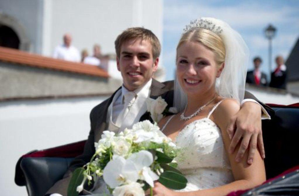 Heirat Der Nette Herr Lahm Ist Unter Der Haube Hochzeit
