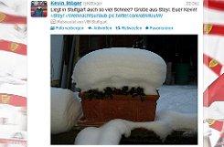 ... Winterpause startet Jungprofi a target=_blank href=https://twitter.com/KStoger/status/282430186388074497KevinStöger/a in Österreich mit - wie man sieht - reichlich Schnee. Zwei ... Foto: SIR/Screenshot