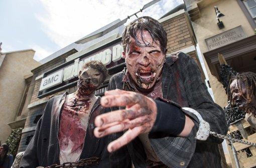 Die Zombies sind los