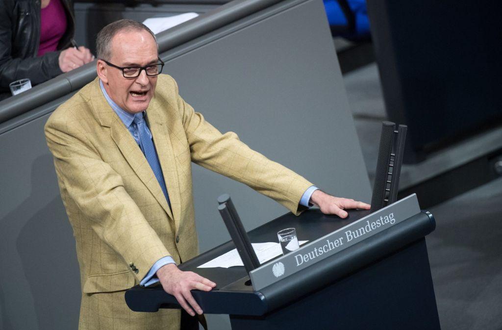 Roman Reusch Bundestag
