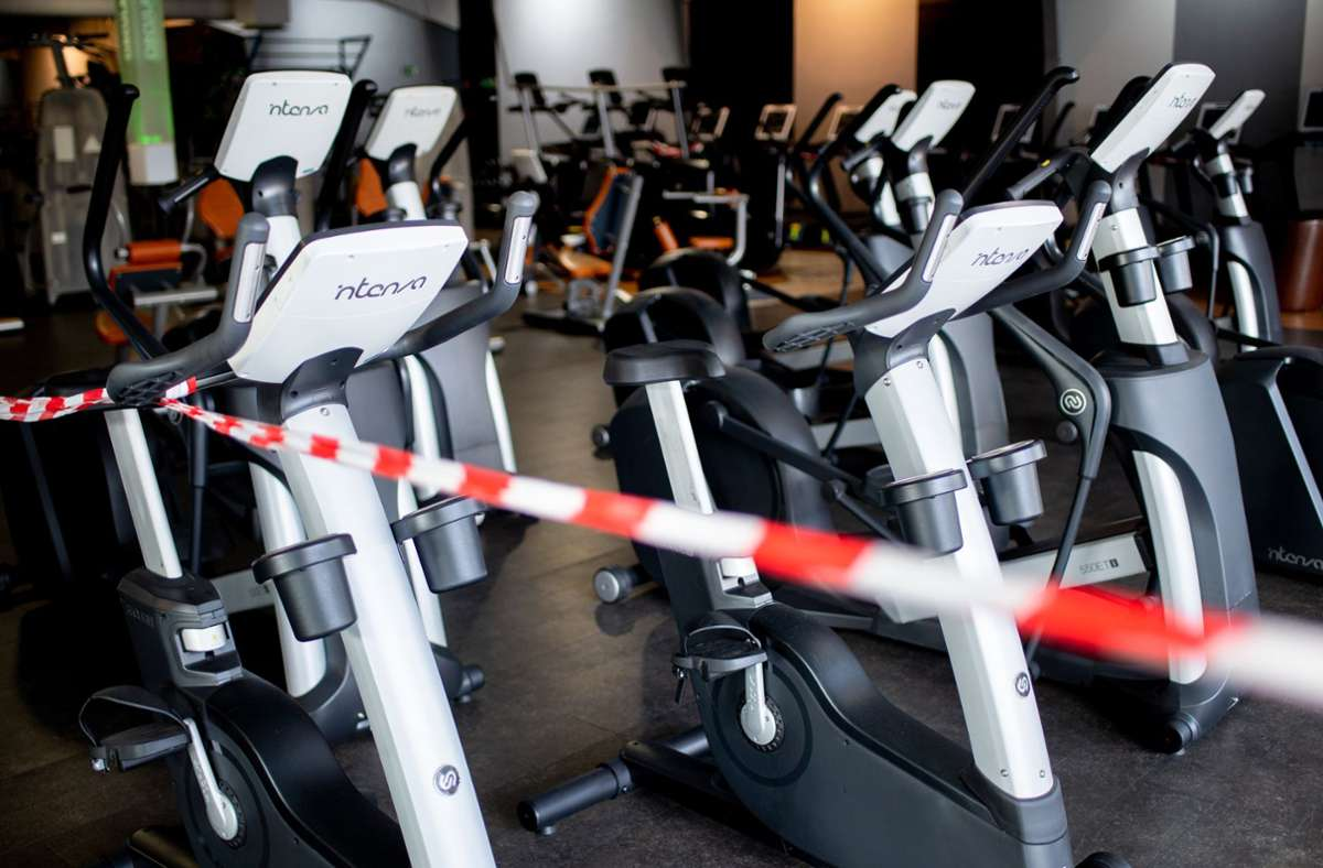 Wann öffnen Fitnessstudios Wieder