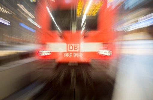 S1 und S13 halten nicht in Esslingen