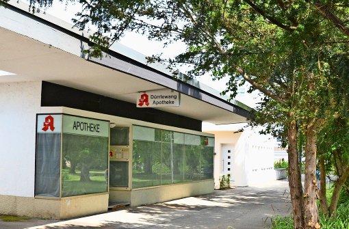 Das alte Apothekenhaus wird modernisiert