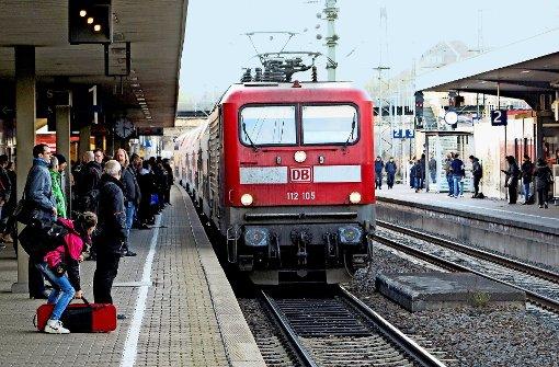 Zugausfälle: Der Druck auf die Bahn wächst