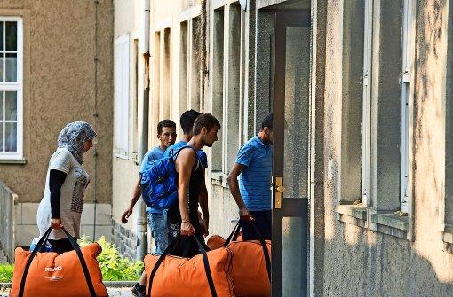 Asylbewerber im Visier von Islamisten