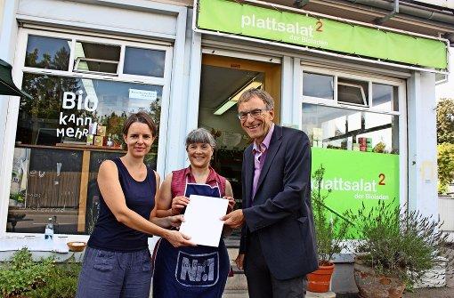 Plattsalat erhält kommunale Förderung