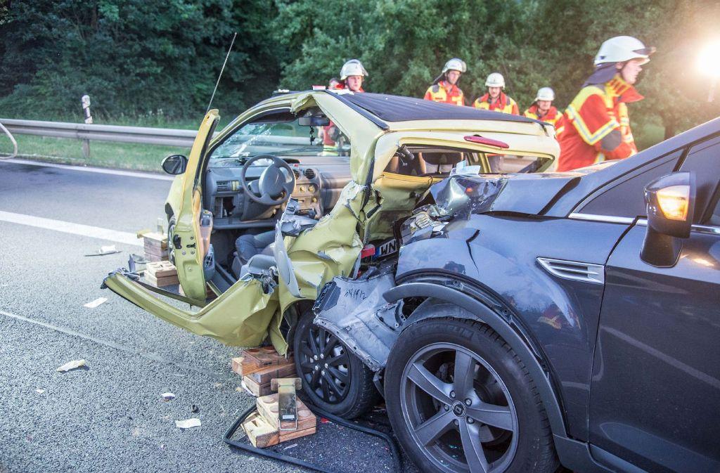 B29 Unfall Heute