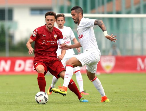 VfB Stuttgart gewinnt den Test gegen FC Brünn
