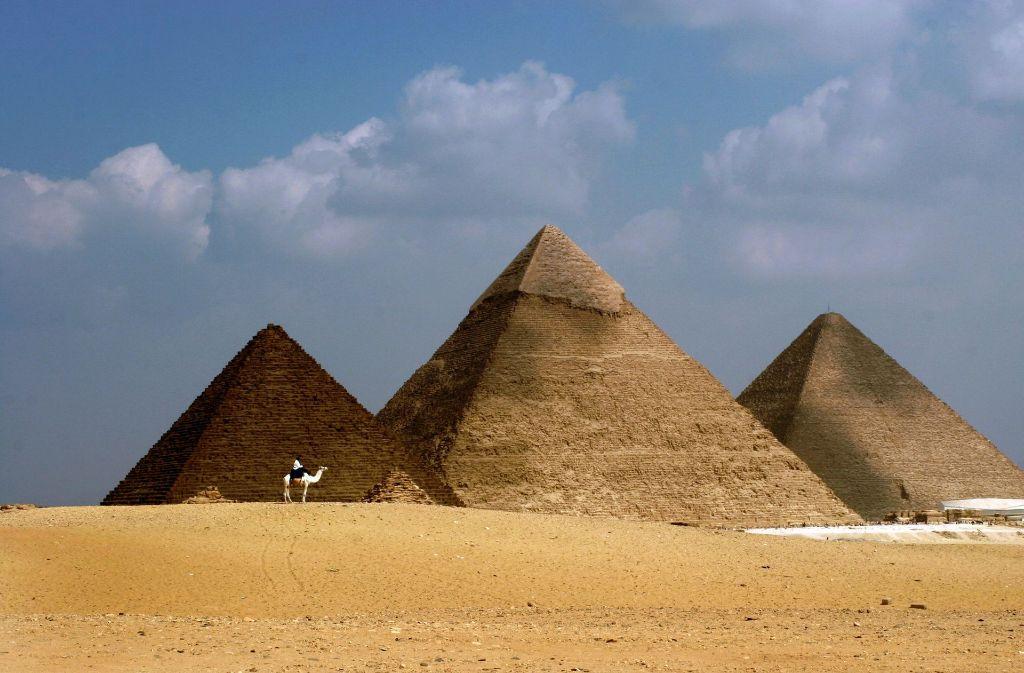 Pyramide In ägypten