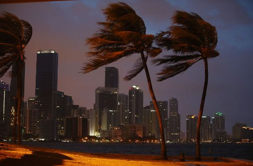 "Florida bereitet sich auf den Hurrikan ""Irma"" vor. Foto: GETTY IMAGES NORTH AMERICA"