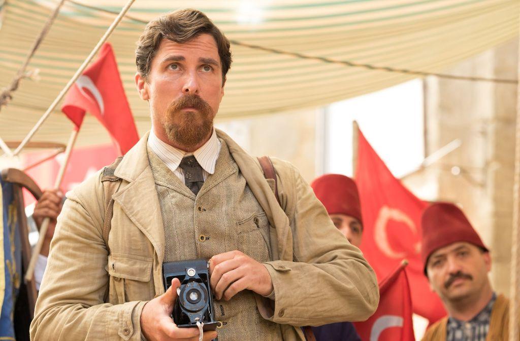 Neuer Film Christian Bale