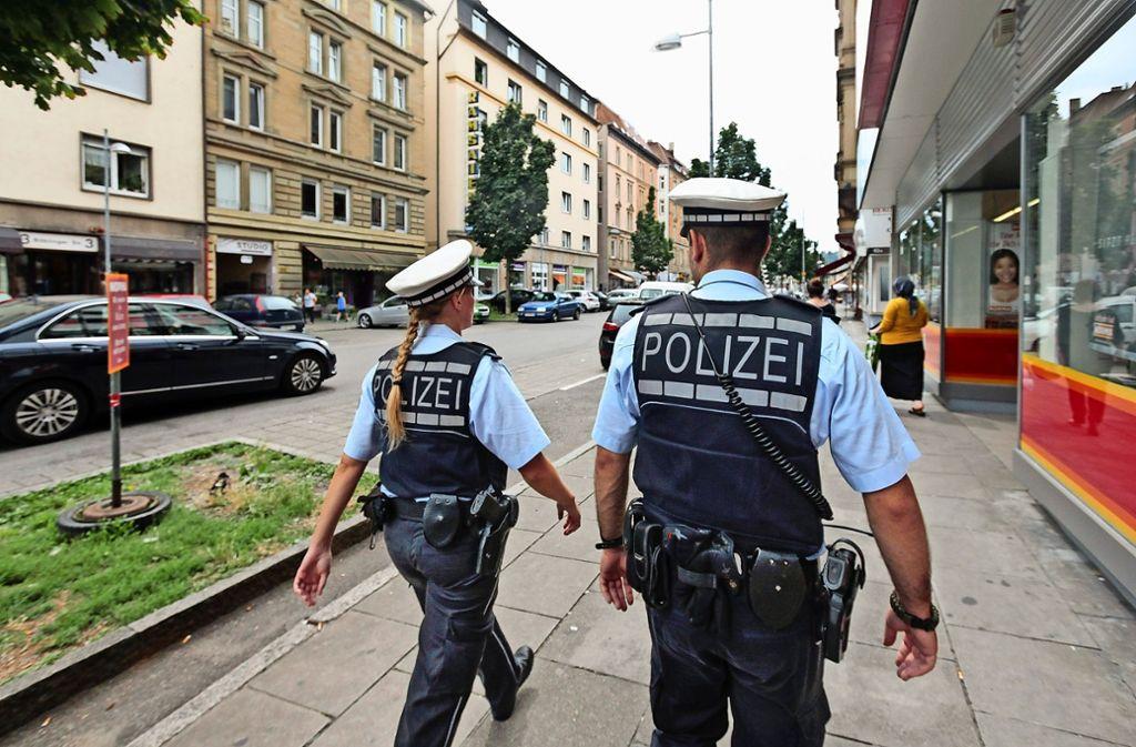 Polizei Stuttgart Stellenangebote