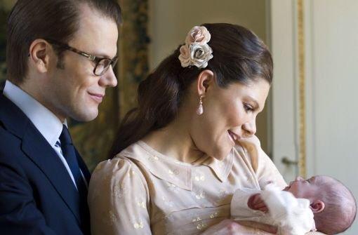 Platz 1 (25 Prozent): Kronprinzessin Victoria von Schweden bleibt auch 2012 die Lieblingsprinzessin der deutschen Frauen. Kein Wunder: Nicht nur sind die 35-Jährige und ihr Ehemann Prinz Daniel im gerade vergangenen Jahr Eltern... Foto: dpa