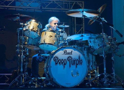 Deep Purple haben am Samstagabend in der Stuttgarter Schleyerhalle den Zuschauern so richtig eingeheizt. Foto: www.7aktuell.de/Olbrich