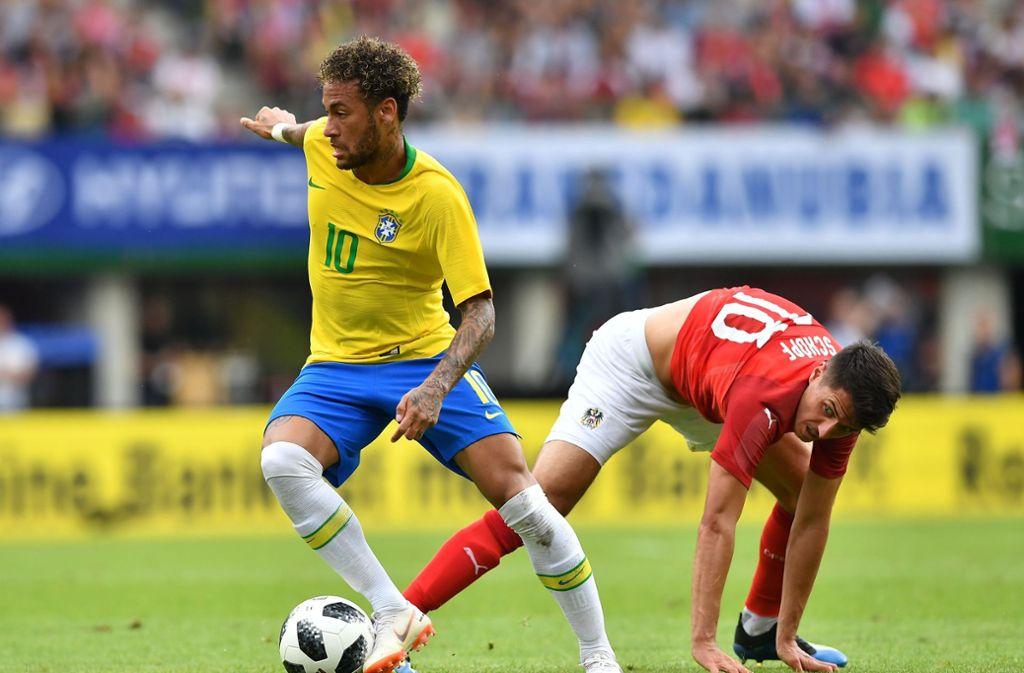 Fußball Wm 2018 In Russland Liveticker Brasilien Gegen Schweiz