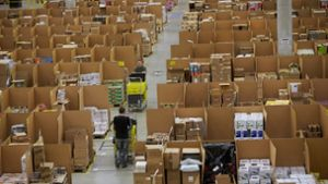 Amazon baut zwölftes Logistikzentrum in Deutschland