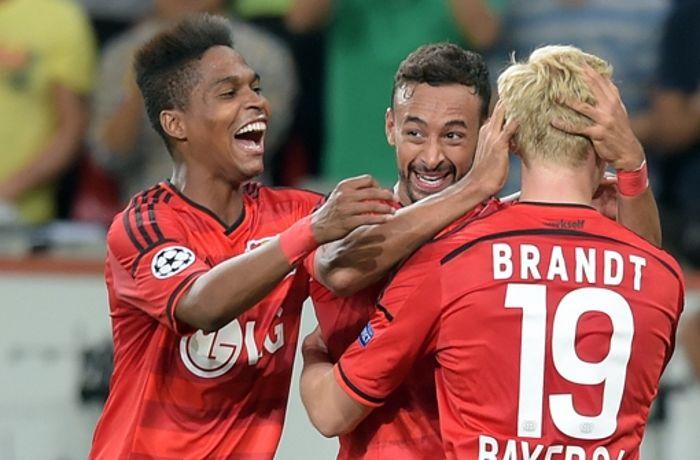 Lazio Rom Gegen Bayer Leverkusen