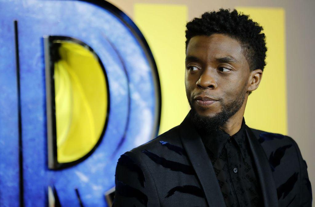 Black Panther Darsteller