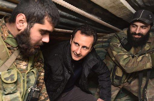 UN werfen Assad weitere Giftgas-Attacke vor