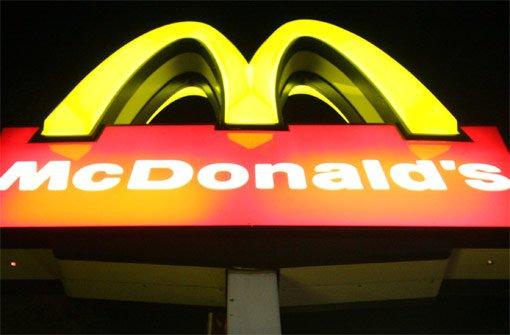 Bei McDonalds in Tauberbischofsheim hat es gebrannt. Foto: dpa/Symbolbild