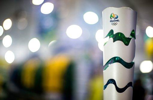 Equipment von ARD und ZDF für Olympia geklaut