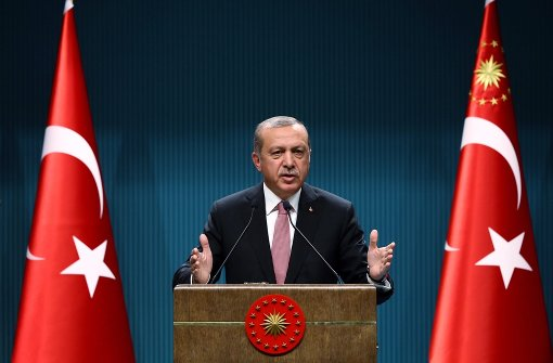 """Erdogan zeigt """"Zeichen des guten Willens"""""""