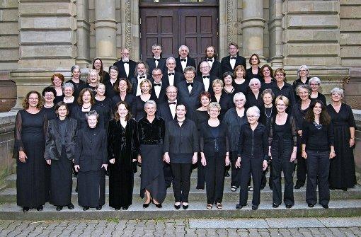 Singen für eine Orgel im Kleinformat