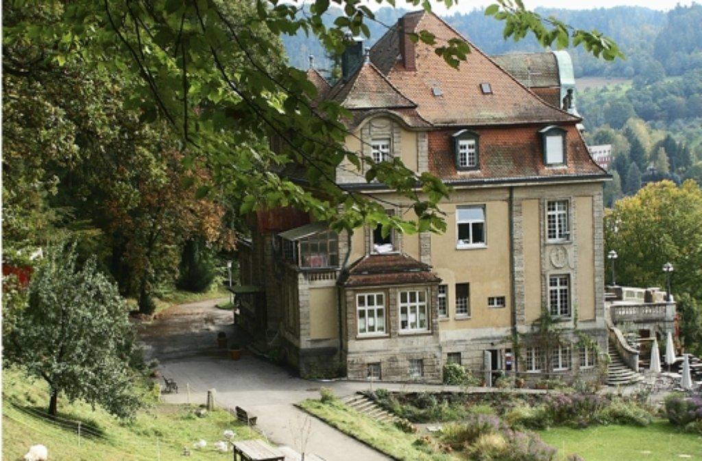 Murrhardt der kampf um die jugendstilvilla des caro k nigs franck rems murr kreis - Architekten kreis ludwigsburg ...