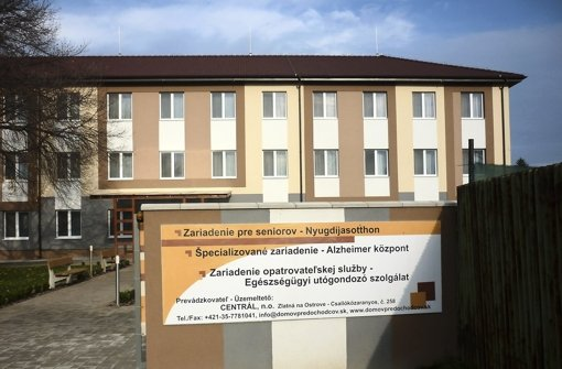 Pflege im Ausland ist wesentlich billiger als in Deutschland Foto: Bock