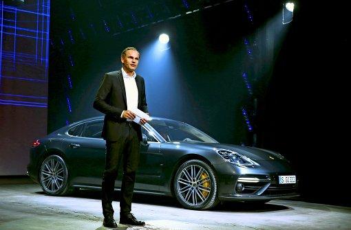 Porsche feiert Premiere im Backsteinbau