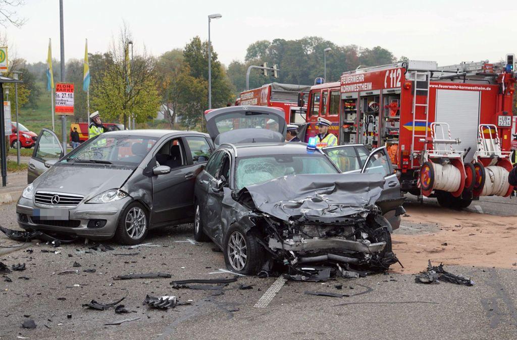 Unfall B 85 Heute
