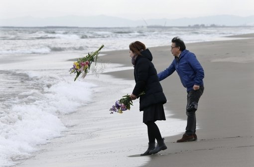 Fast 19.000 Menschen sind bei der Tsunami-Katastrophe vor fünf Jahren ums Leben gekommen. Am Freitag wird der Opfer gedacht. Foto: EPA