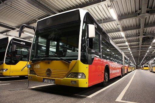 Streik im nahverkehr stillstand von dienstag bis freitag for Depot feuerbach