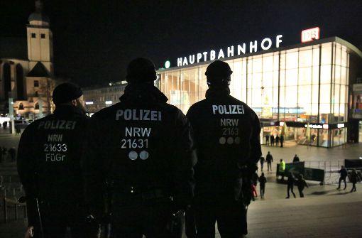 Polizei Köln Silvester
