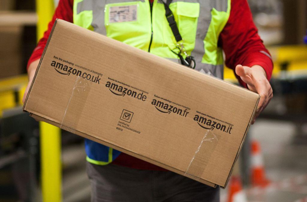 amazon logistics amazon liefert pakete jetzt selbst aus wirtschaft stuttgarter nachrichten. Black Bedroom Furniture Sets. Home Design Ideas