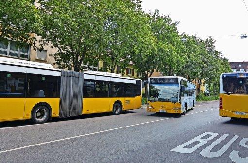 Vorerst kein Bus zur Waldebene Ost