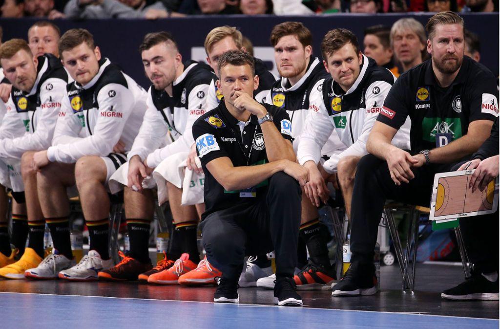 Handball Em 2021 Kader