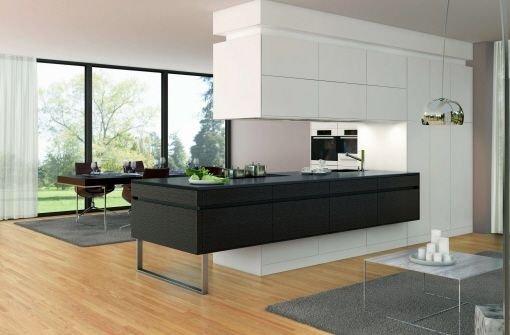 Modernes wohnen  Modernes Wohnen: Küche: Lebensraum für alle - Bauen & Wohnen ...