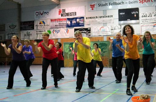 Workshop in Oeffingen: Ein  Kaleidoskop an Tänzen in Oeffingen