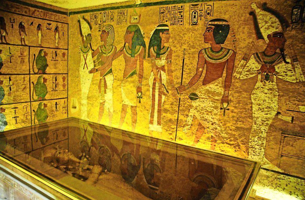 Grab Tutanchamun