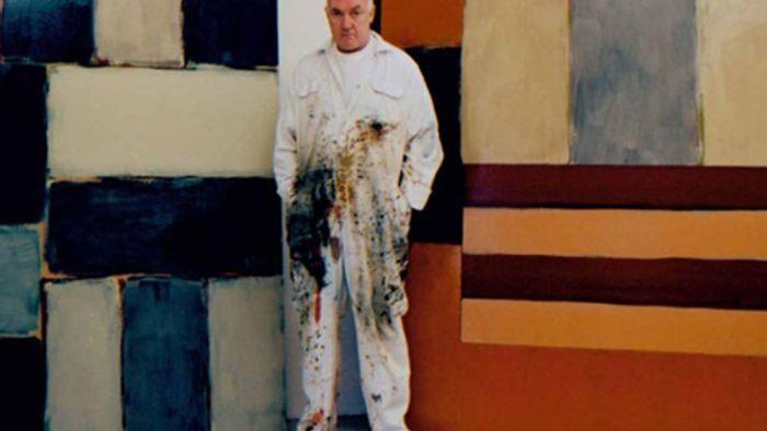 Sean Scully holt Thomas Müller nach New York